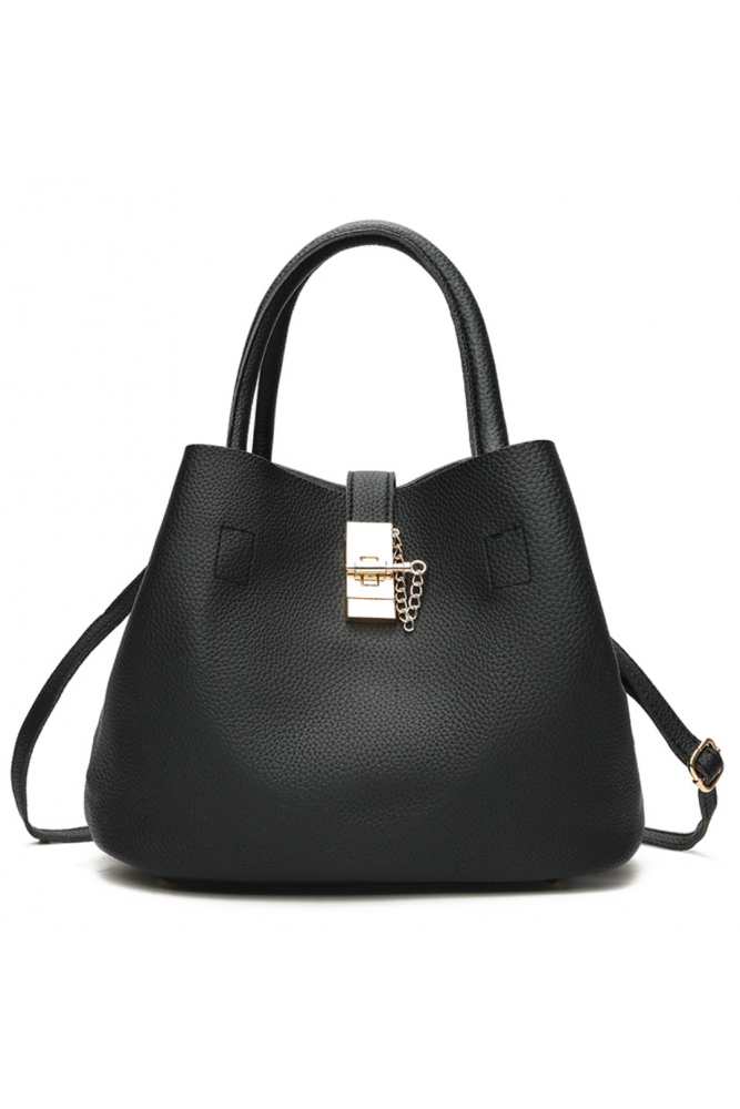 ELLY HANDBAG – BLACK