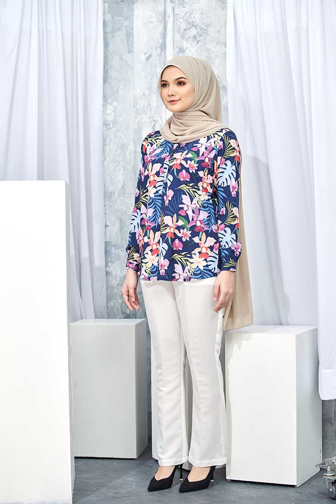 ELYA BLOUSE – EB1 (FLASH SALE)
