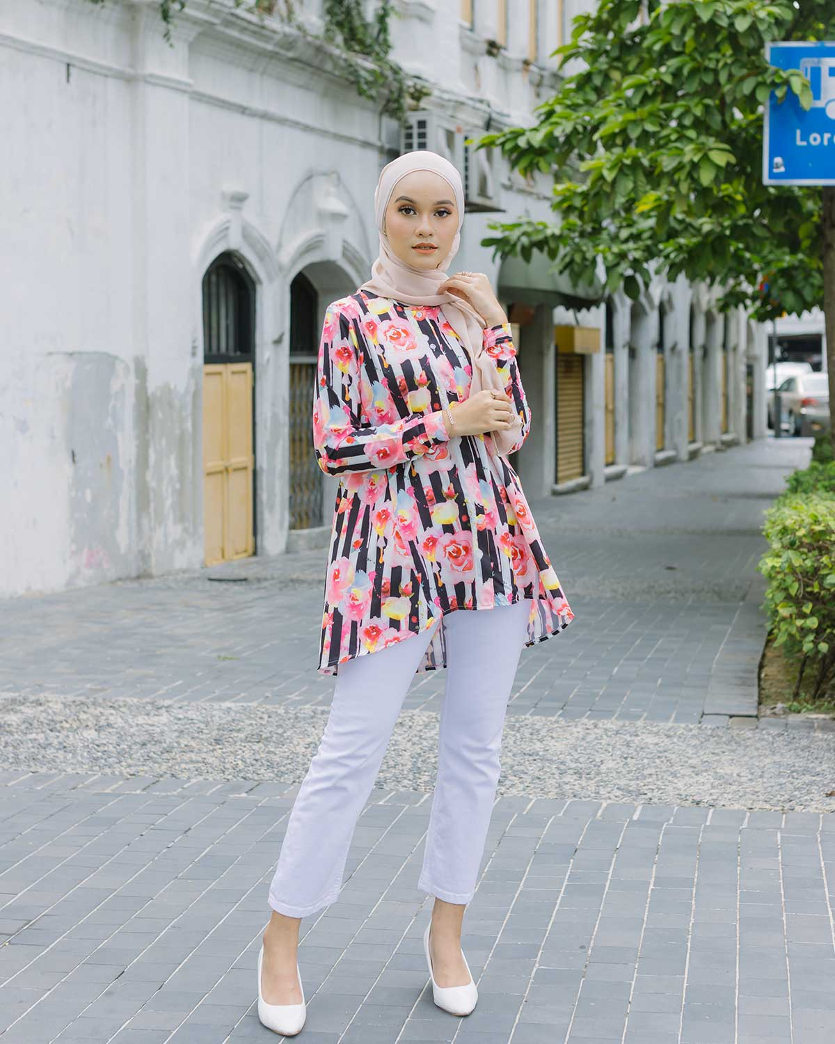 LILY BLOUSE – LB4 (SALE)