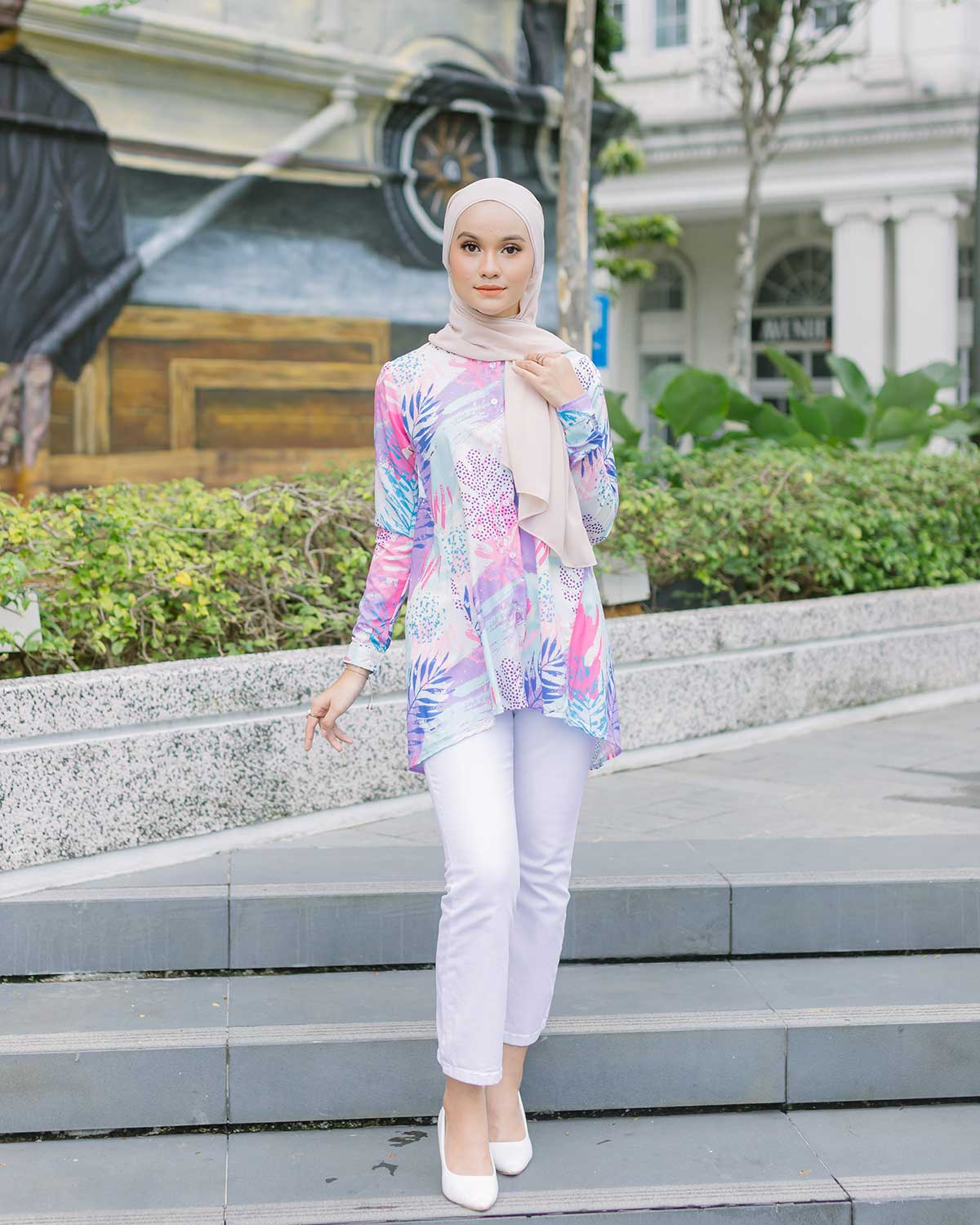 LILY BLOUSE – LB6 (SALE)