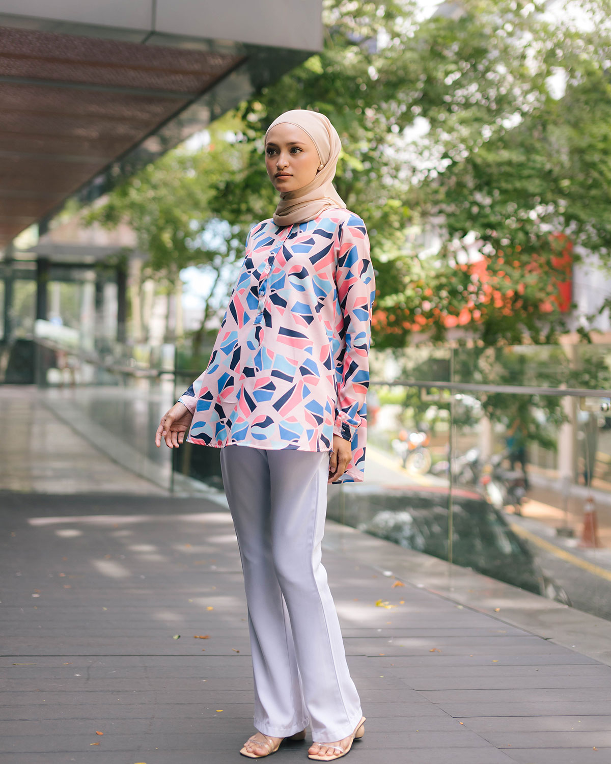 FEYRA BLOUSE – FB1