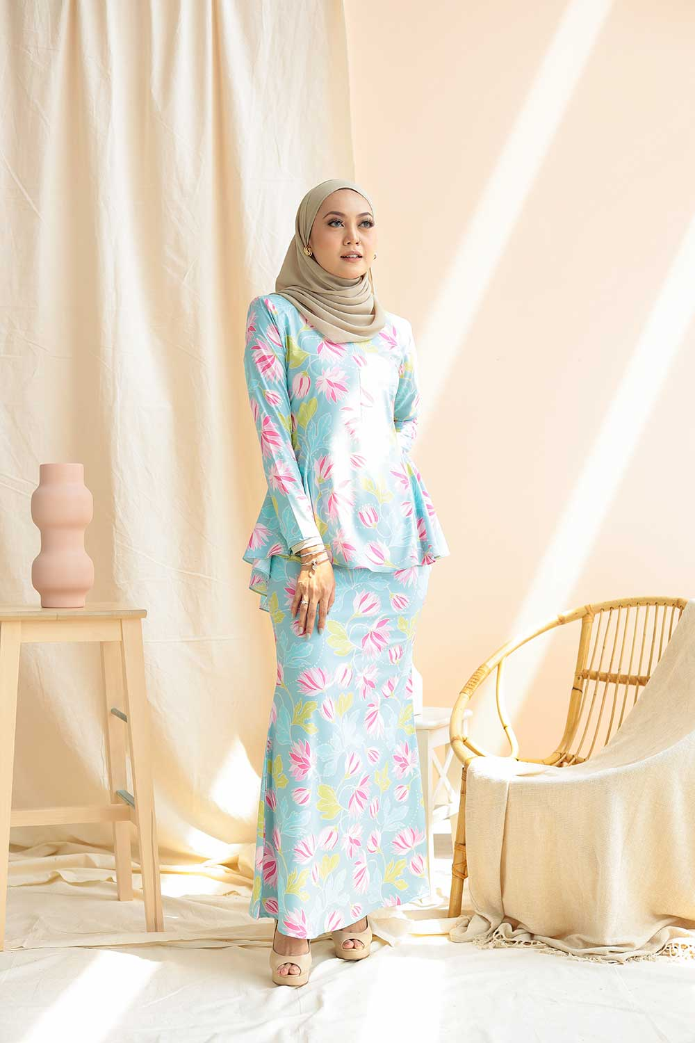 SERA KURUNG – ICE BLUE